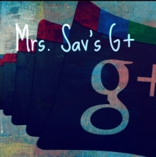 Mrs. Savs Google+