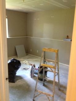 New Studio in Progress