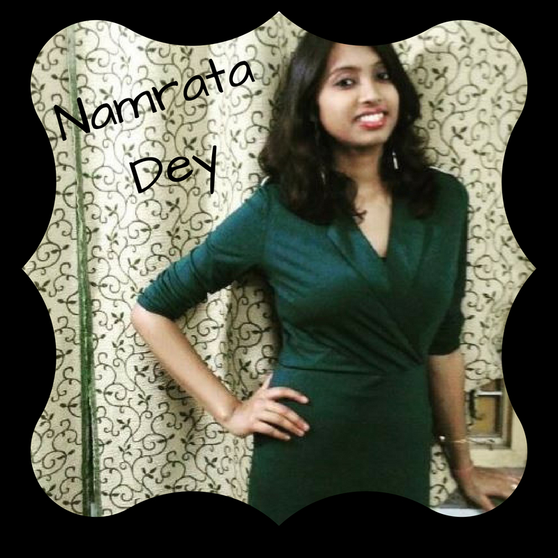 namrata dey profile image for blog